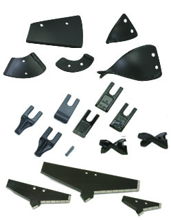 Little Beaver manufactures a variety of augers, points, and blades designed to optimize their ability to cut through specific soil profiles.