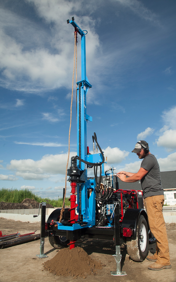 LT1G+ Soil Sampling Drill